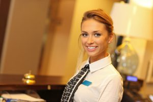 Receptionist - Offerta di lavoro a Marina di Bibbona